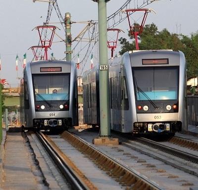 خط یک قطار شهری تبریز ۹۲ درصد پیشرفت دارد