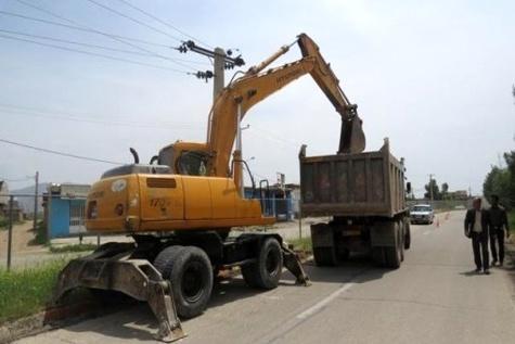دو پروژه عمرانی در فرودگاه خرمآباد آماده آغاز عملیات اجرایی