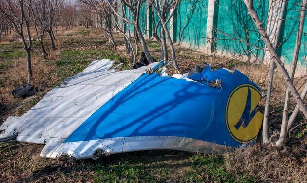 Ukrainian civil airliner downed due to human error