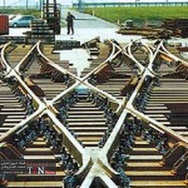 خط دوم راه آهن زرین شهر - میبد برای انتقال هفت میلیون تن بار احداثمی شود