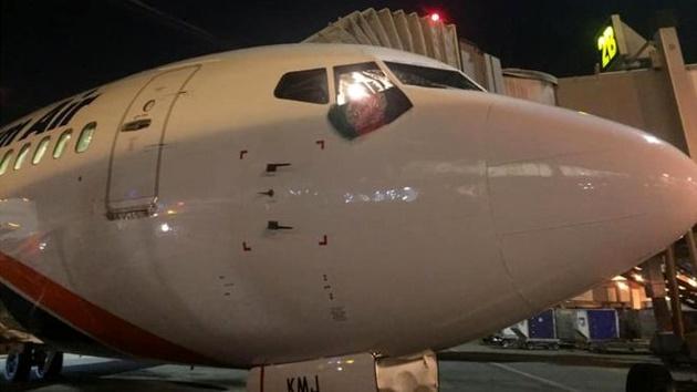 اولین پرواز مستقیم میان کابل و کویت انجام شد
