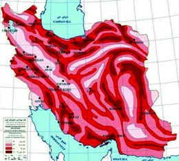 پرخطرترین گسل های تهران و ایران برای وقوع زلزله کدام ها هستند؟