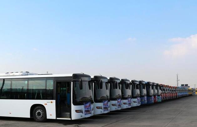 آرزوی ناوگان حمل و نقل عمومی برای نو شدن