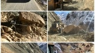 ایمن سازی زمستانی راه های کوهستانی البرز