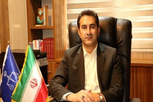 حضور مدیر کل تعزیرات حکومتی استان قزوین در سامانه ارتباط مردم و دولت