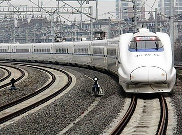 Algorithm could cut high speed rail energy use