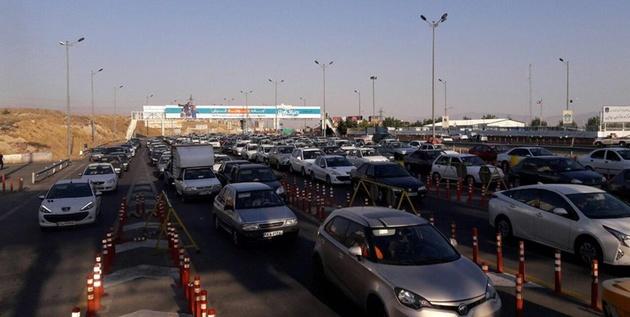 محدودیت های ترافیکی محورهای مواصلاتی کشور