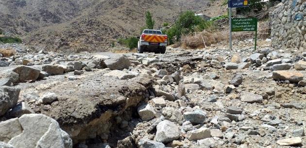 بازگشایی 93کیلومتر از محورهای روستایی خسارت دیده از سیل در استان کرمان