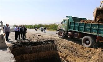 آغاز احداث پل زیرگذر عربلو جهت ساماندهی پرترددترین ورودی شهر ارومیه