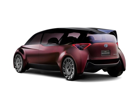 Airless tires could help Toyota make lighter electric cars