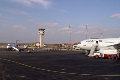 از سرگیری پروازهای فرودگاه گرگان