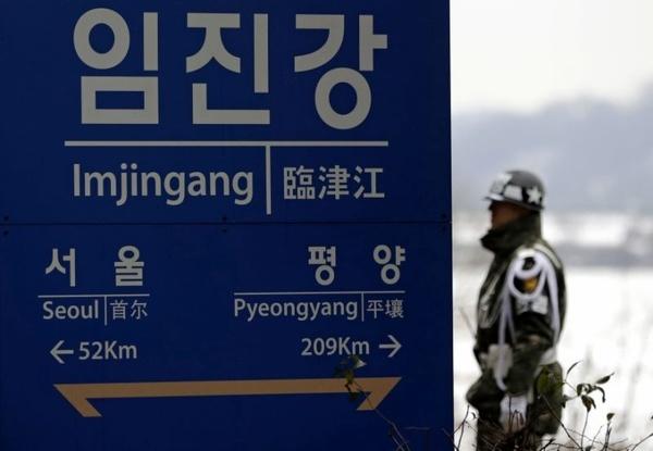 خروج طرح ایجاد راهآهن میان دو کره از فهرست تحریم