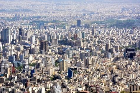 درصد شهرنشینی ایران بالاتر از میانگین جهانی است
