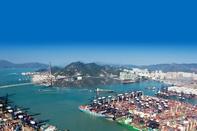 رشد جهانی جابجایی کانتینر در نیمه اول سال