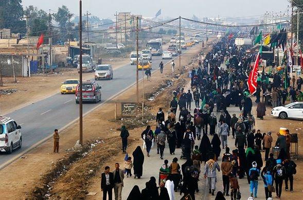 تمهیدات دستگاههای اجرایی برای پیادهروی جاماندگان اربعین
