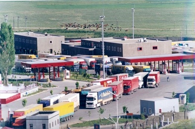 وضعیت حمل و نقل در دوغارون خراسان رضوی رو به بهبودی است
