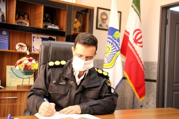 اجرای طرح محدودیت تردد در جاده های اصفهان