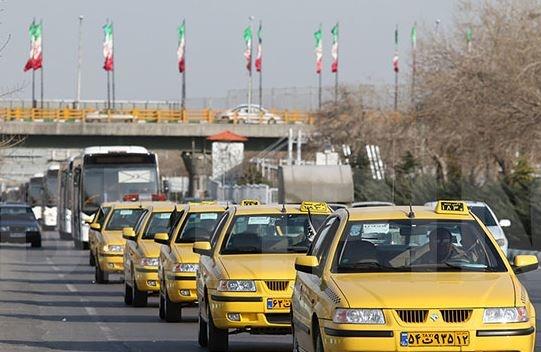 افزایش 20درصدی کرایه تاکسی در مشهد