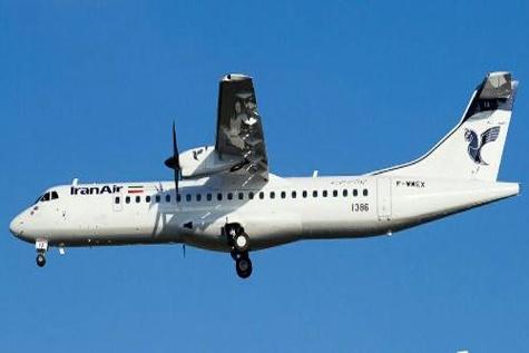 4 فروند هواپیمای ATR  به ناوگان هما پیوست