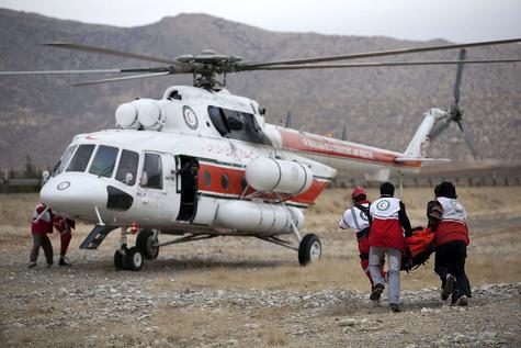 یک بالگرد به ناوگان هوایی امدادی لرستان اضافه میشود