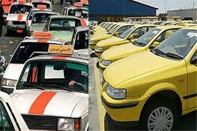 نرخ کرایه تاکسی در گرگان افزایش یافت
