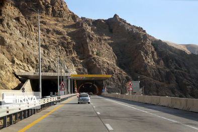 تردد در آزاد راه تهران- شمال در جریان است