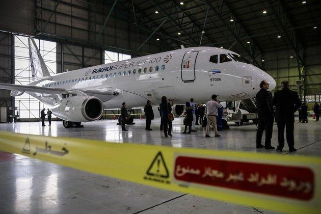 سوخو پس از بوئینگ و ایرباس راه خود را به ایران باز میکند
