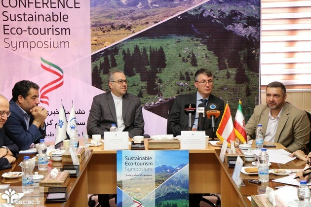 Austrian official says Iran has a unique collection of tourist attractions