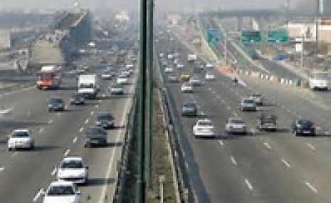 تردد در راههای برون شهری بیش از ۱۷ درصد افزایش یافت