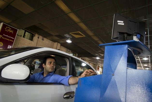 مراجعه روزانه ۴۸۰۰ راننده به مراکز معاینه فنی از ابتدای پاییز