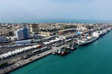 آغاز بهرهبرداری از ۶ پروژه توسعهای دریایی و بندری در استان بوشهر