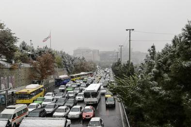 گره ترافیکی در پایتخت نداریم/ ترافیک در اکثر بزرگراهها نیمه سنگین است