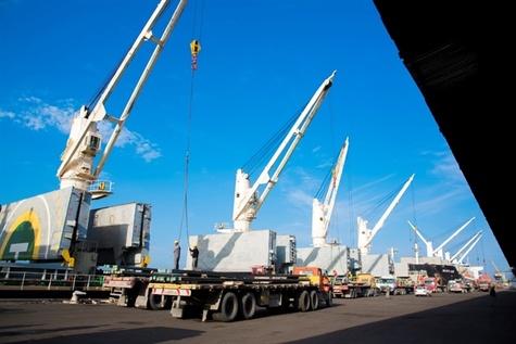 رشد 20 درصدی صادرات از بندرامام(ره)