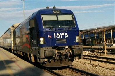 پیشرفت ۸۰ درصدی محوطهسازی ایستگاه راهآهن سرخس