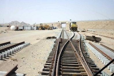 آغاز عملیات ریلگذاری راهآهن چابهار-زاهدان از فردا