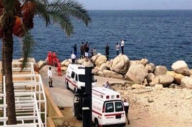 سقوط هواپیمای لبنانی در دریای مدیترانه