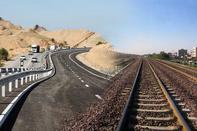 طراحی خط ریلی شیراز -عسلویه پایان یافته