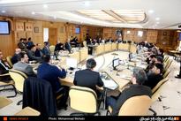 نودویکمین جلسه کمیسیون ایمنی راهها با حضور وزیر راه و شهرسازی برگزار شد