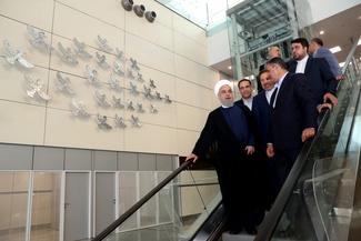 افتتاح نخستین ترمینال هوایی طراحی شده توسط متخصصان ایرانی