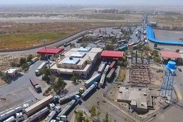 جابجایی بیش از۱۹ میلیون تن کالا  از پایانه های مرزی سیستان و بلوچستان