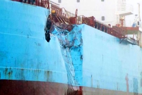 NTSB issues report on the collision between tankers in Houston Ship Channel