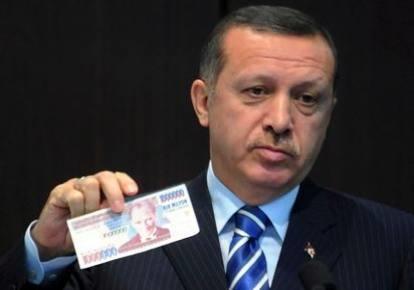 سقوط شدید ارزش لیر ترکیه در مقابل دلار/اردوغان:دلارها را بدهید و به جایش لیر بگیرید