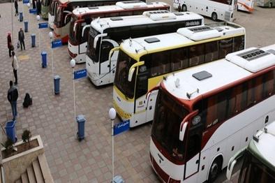 تردد روزانه ۲۰ خودرو نقلیه عمومی از ملایر به مرز مهران