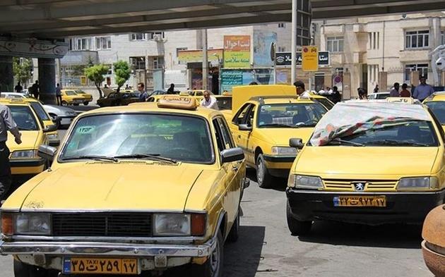 تاکسیهای ایلام هیچ افزایش کرایهای نداشتهاند