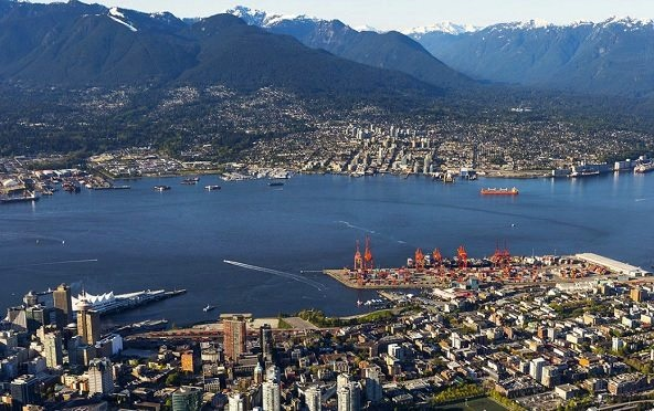 Vancouver Enters Worldwide LNG Coalition