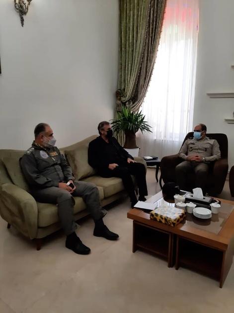 همکاری مدیریتشهری قزوین با اورژانس  هوایی قزوین