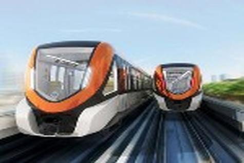 Riyadh metro Orange Line train design revealed