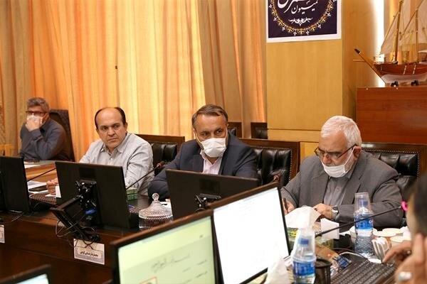 بررسی گزارش سازمان راهداری در کمیسیون عمران