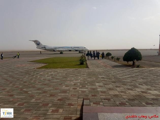 پروازهای «آتا» در مسیر تهران- سبزوار تعلیق شد