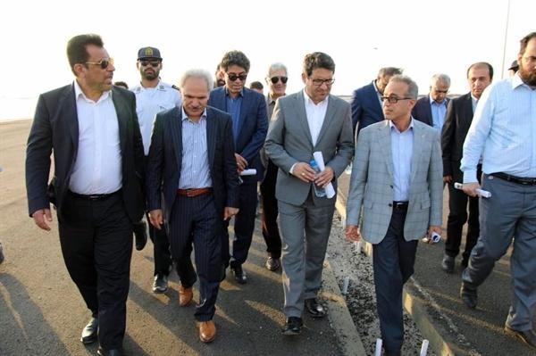 افزایش همکاریهای بندری ایران و قطر